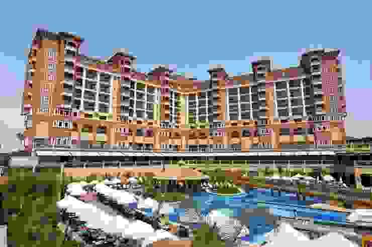 Villa Side Residence Hotel Modern Oteller KRT PROJE TASARIM Modern