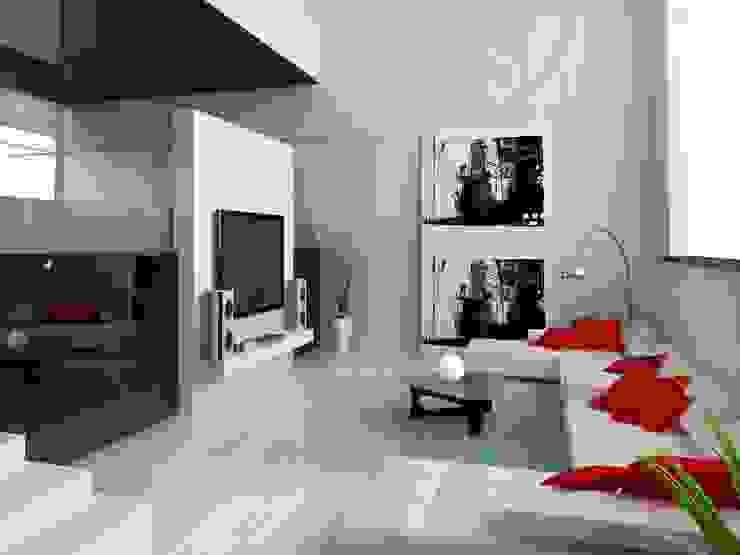 Daire Dekorasyonu Minimalist Oturma Odası Dekorasyontadilat Minimalist