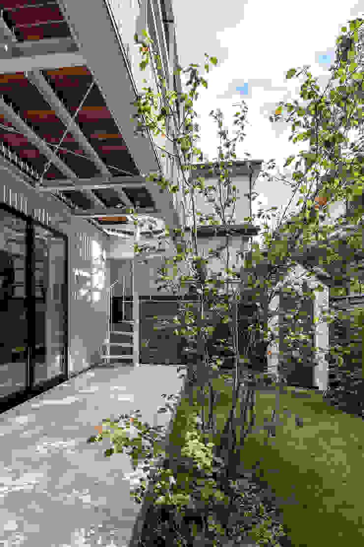 스칸디나비아 정원 by 設計事務所アーキプレイス 북유럽