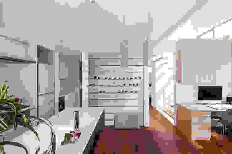 Dining room by 設計事務所アーキプレイス, Modern