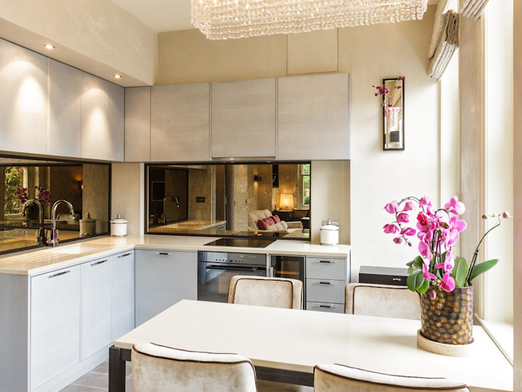 Kitchen Classic style kitchen by Keir Townsend Ltd. Classic