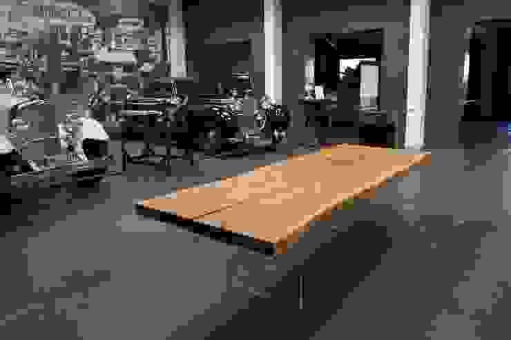 Esstisch / Konferenztisch 0130: modern  von holz elf ®,Modern