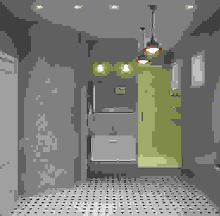 Center of interior designが手掛けた浴室, クラシック