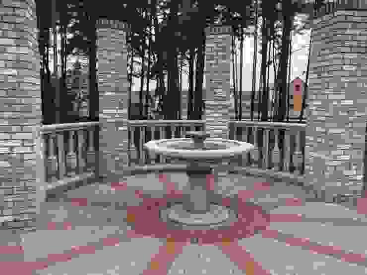 Частный дом 2 Сад в классическом стиле от Архитектор Владимир Калашников Классический