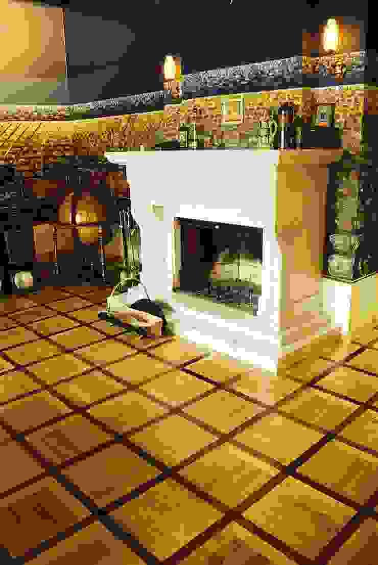 Частный дом 3 Гостиная в классическом стиле от Архитектор Владимир Калашников Классический
