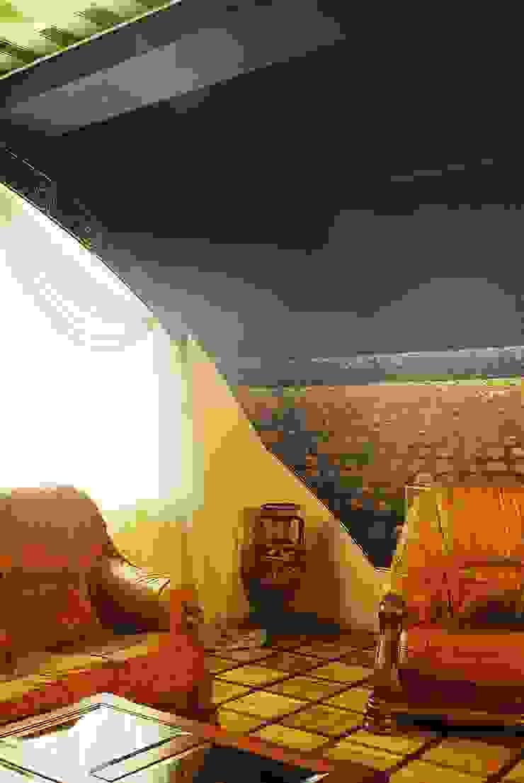 Архитектор Владимир Калашников Classic style living room