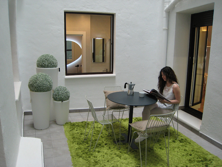 Garden by Rooms de Cocinobra