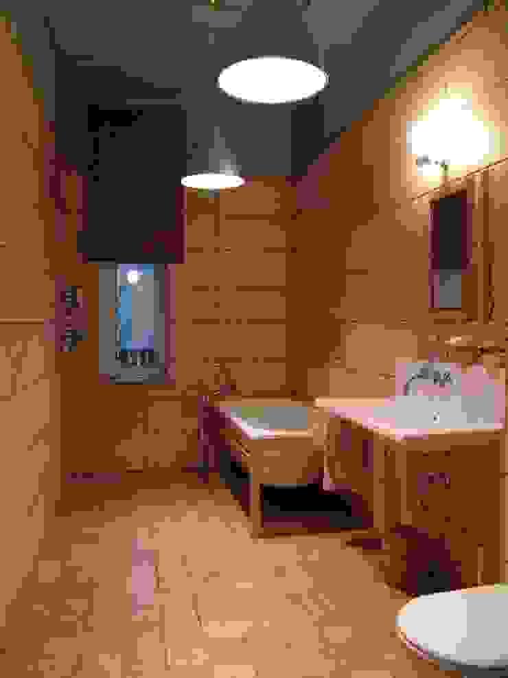 Архитектор Владимир Калашников 浴室