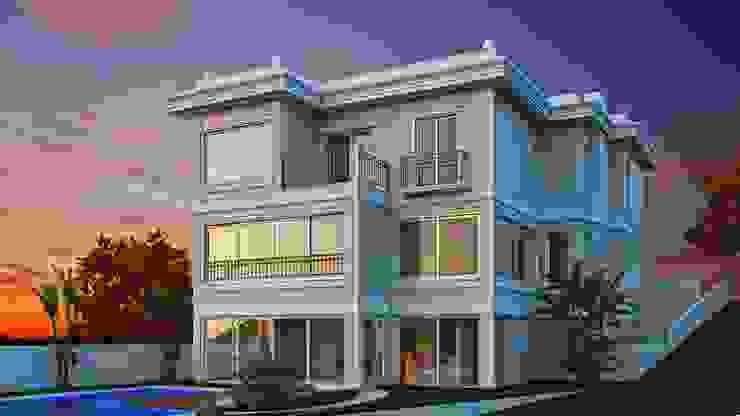 Classic style houses by Eliana Berardo Arquitetura e Construção Classic