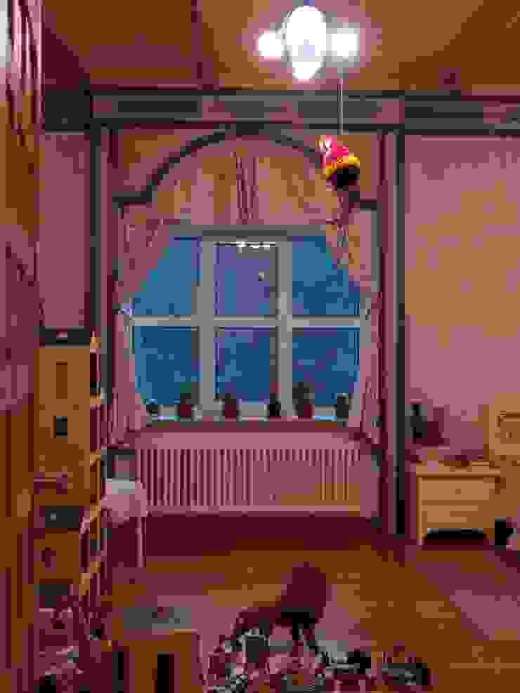 Dormitorios infantiles clásicos de Архитектор Владимир Калашников Clásico