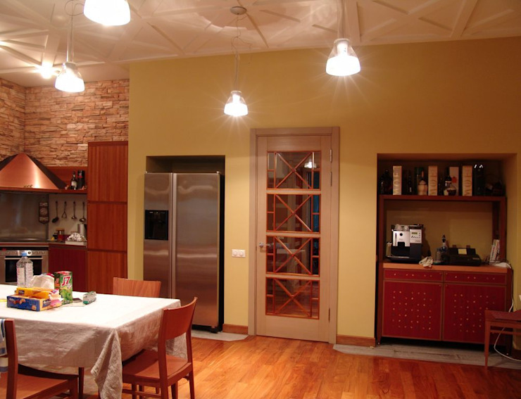 Частный дом 2 Кухня в классическом стиле от Архитектор Владимир Калашников Классический