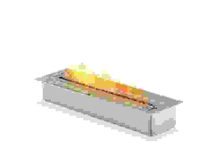 EcoSmart Fire kominki ekologiczne z Australii od ilumia.pl Nowoczesny