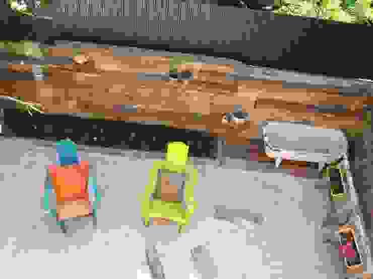 Jardines de estilo minimalista de adoroaminhacasa Minimalista