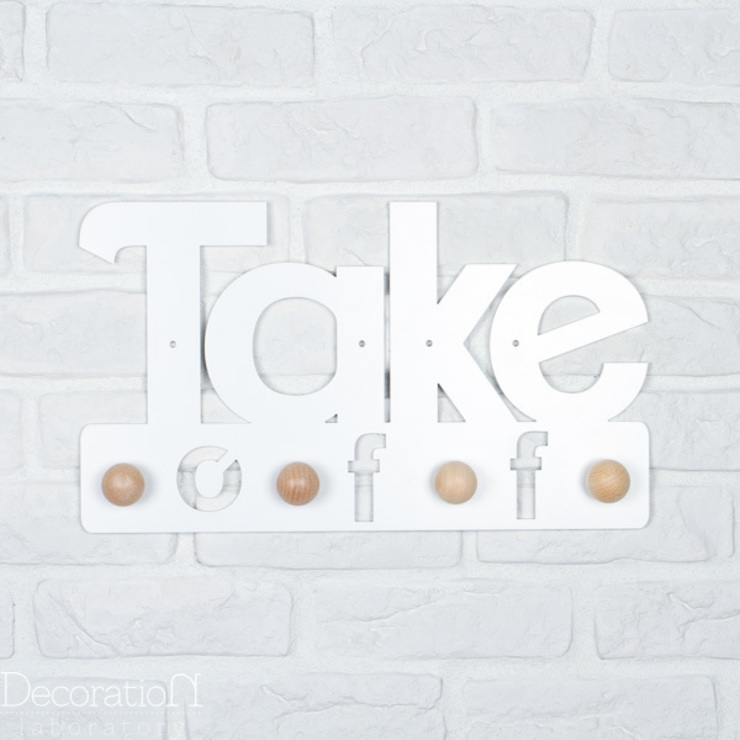 Take off od Decoration Laboratory Nowoczesny