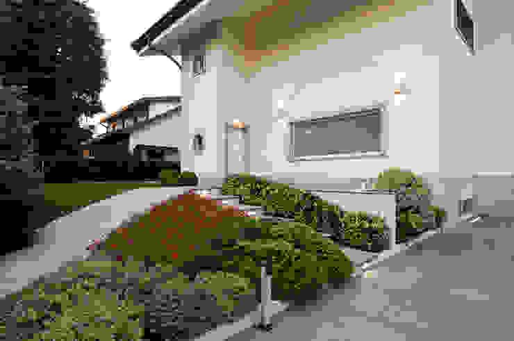 FASE ARCHITETTI ASSOCIATI 現代房屋設計點子、靈感 & 圖片