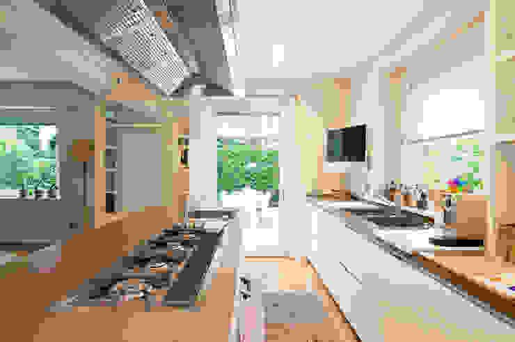 FASE ARCHITETTI ASSOCIATI 現代廚房設計點子、靈感&圖片