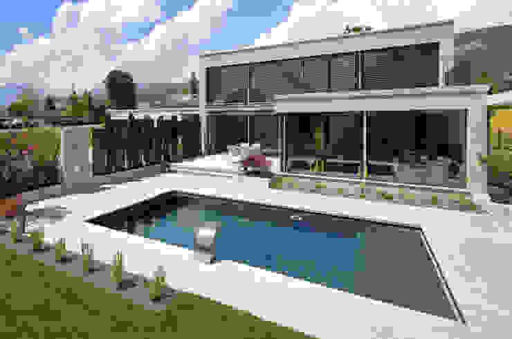 Pool Moderne Pools von Unica Architektur AG Modern