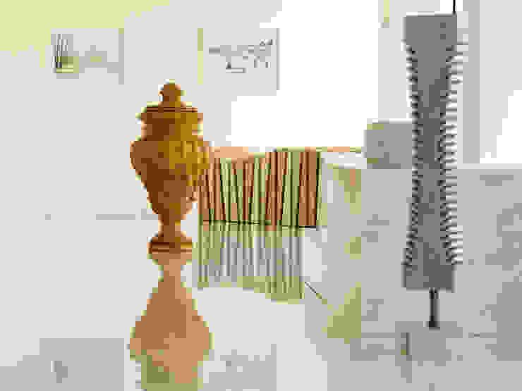 SHOW ROOM @ RIVOLI VERONESE Marmi Due Ci Ingresso, Corridoio & Scale in stile moderno