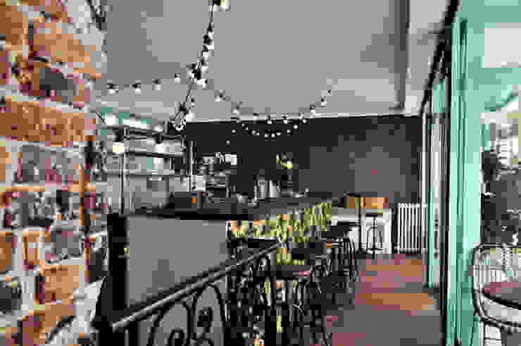 La Cicciolina, restaurant à Paris Bars & clubs méditerranéens par FØLSOM Méditerranéen