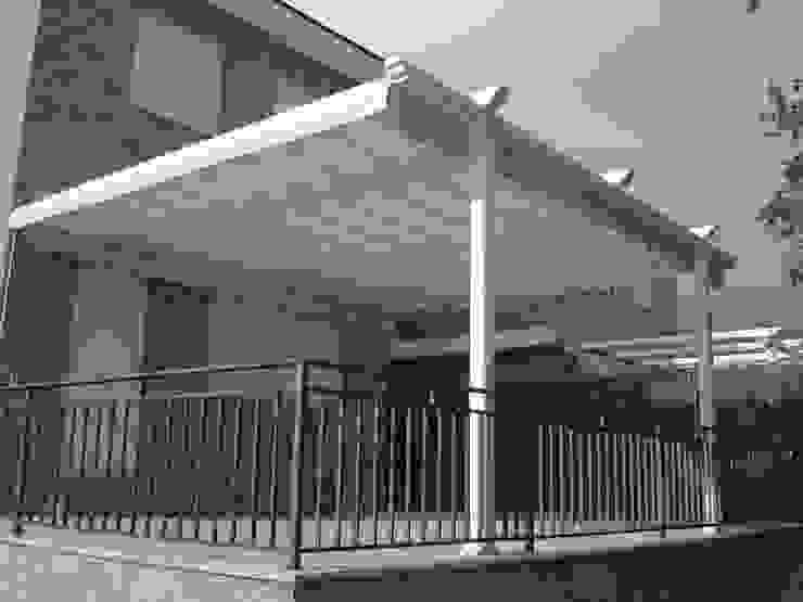 Terrazas, toldos y pérgolas de SISTEMAS GAHM SL Clásico