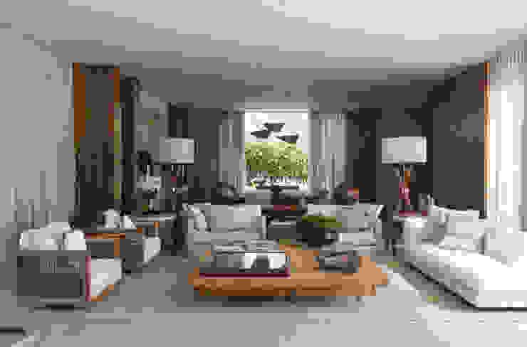 Living room by Débora Aguiar