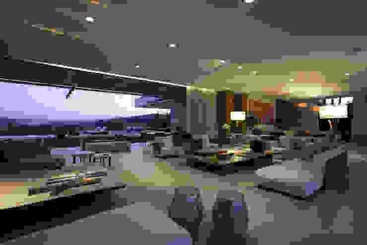 Modern Living Room by Débora Aguiar Modern
