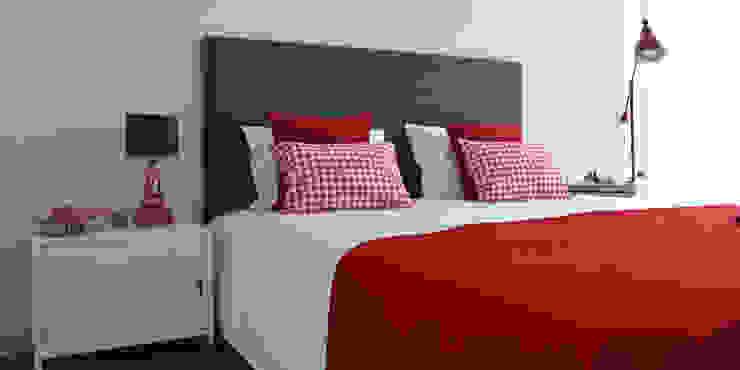 Dormitorios de estilo ecléctico de T2 Arquitectura & Interiores Ecléctico