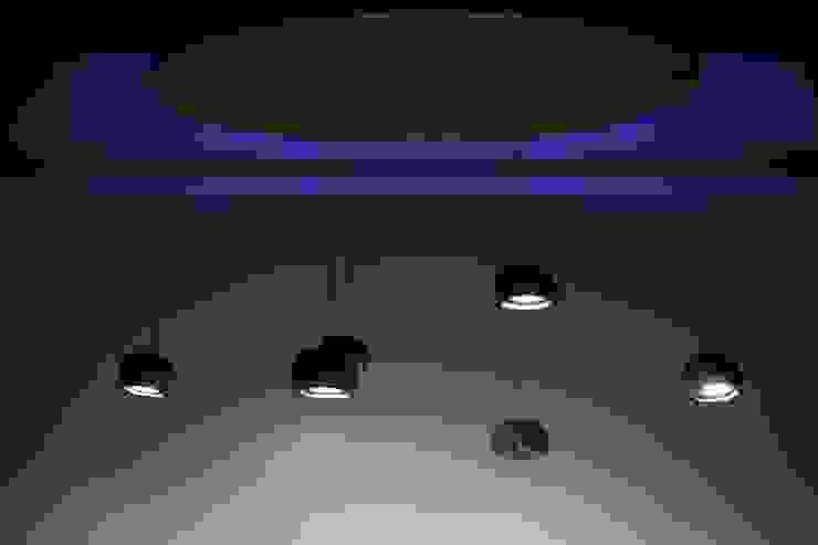 Lustre LED poétique: pluie d'ouricos par MS Ebénisterie Éclectique