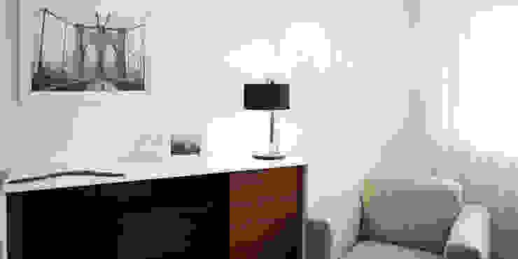 Eklektik Çalışma Odası T2 Arquitectura & Interiores Eklektik