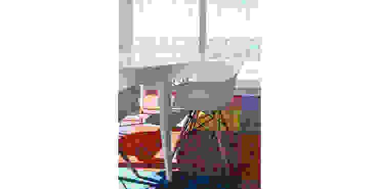 038   Apartamento, Ericeira, Mafra Salas de jantar ecléticas por T2 Arquitectura & Interiores Eclético
