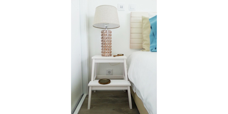 038 | Apartamento, Ericeira, Mafra por T2 Arquitectura & Interiores Eclético