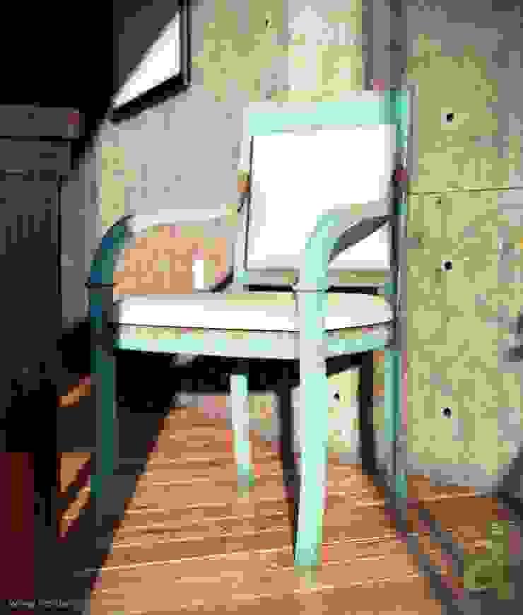 Patio House - Chair Ruang Makan Gaya Kolonial Oleh arQing Kolonial