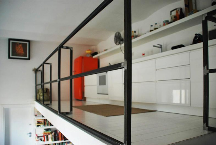 Kitchen by Silvia Panaro Architettura e Design