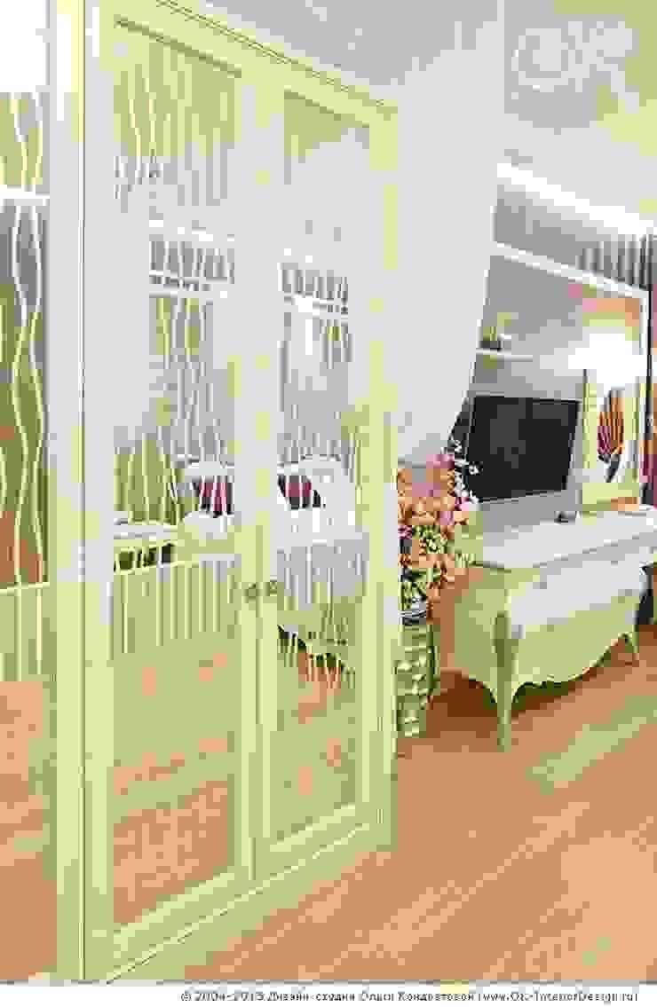 Интерьер спальни в квартире на Мытной Спальня в классическом стиле от Дизайн студия Ольги Кондратовой Классический