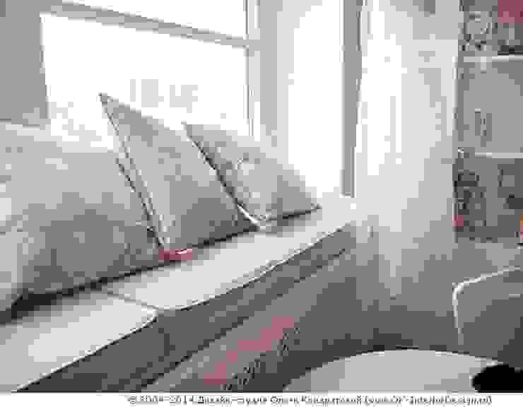 Интерьер детской в квартире на Мытной Дизайн студия Ольги Кондратовой Детская комнатa в классическом стиле