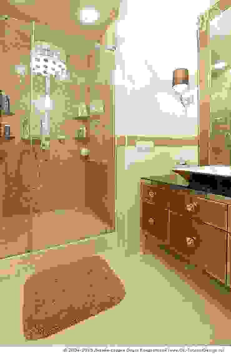 Интерьер ванной комнаты в квартире на Мытной Ванная в классическом стиле от Дизайн студия Ольги Кондратовой Классический