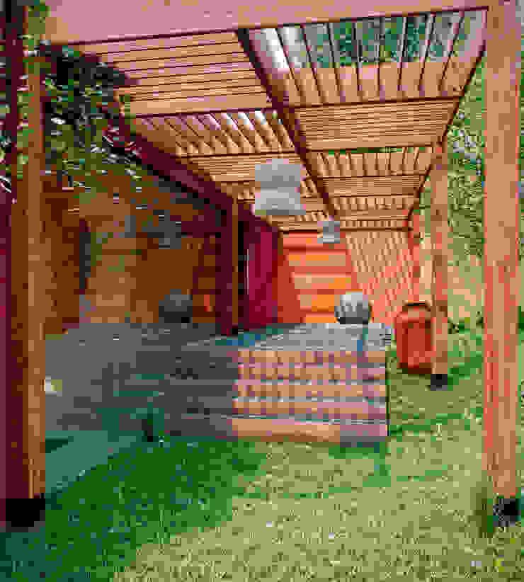 Patio House - Garden Oleh arQing Kolonial