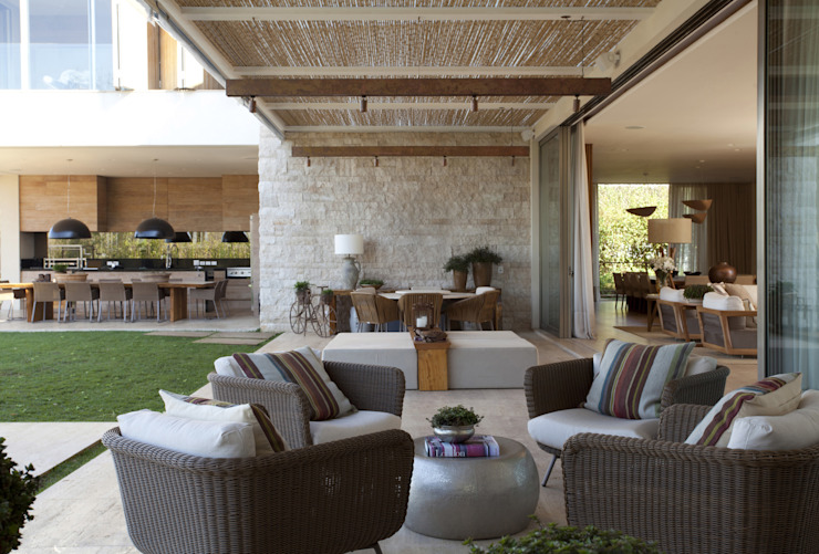 Terrace by Débora Aguiar