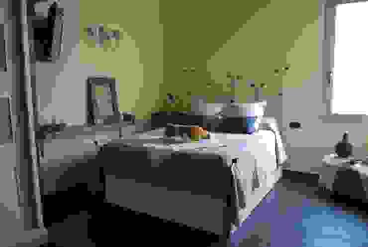 REFORMA DORMITORIO DÚPLEX INDUSTRIAL: Dormitorios de estilo  de Vicente Galve Studio,