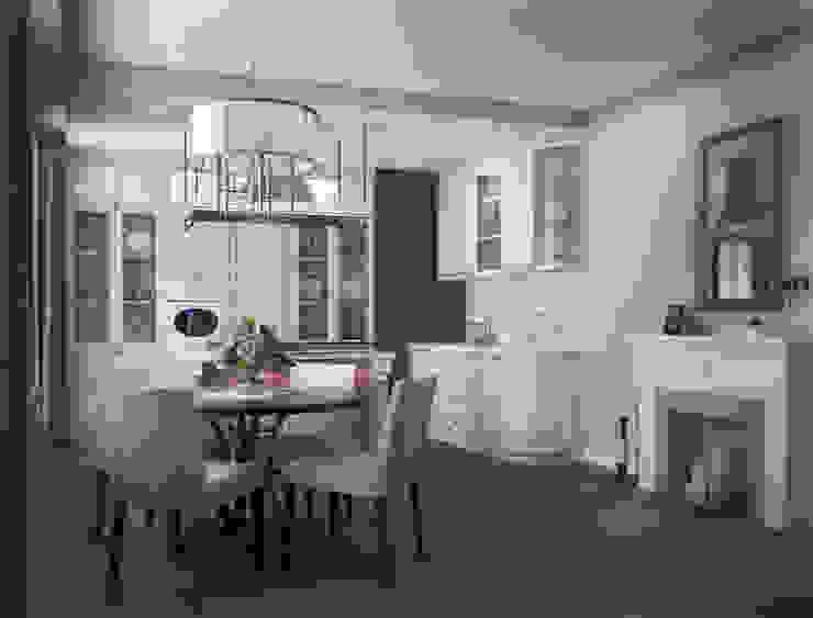 3х комнатная квартира пр.Просвещения Кухня в классическом стиле от marusia-design Классический
