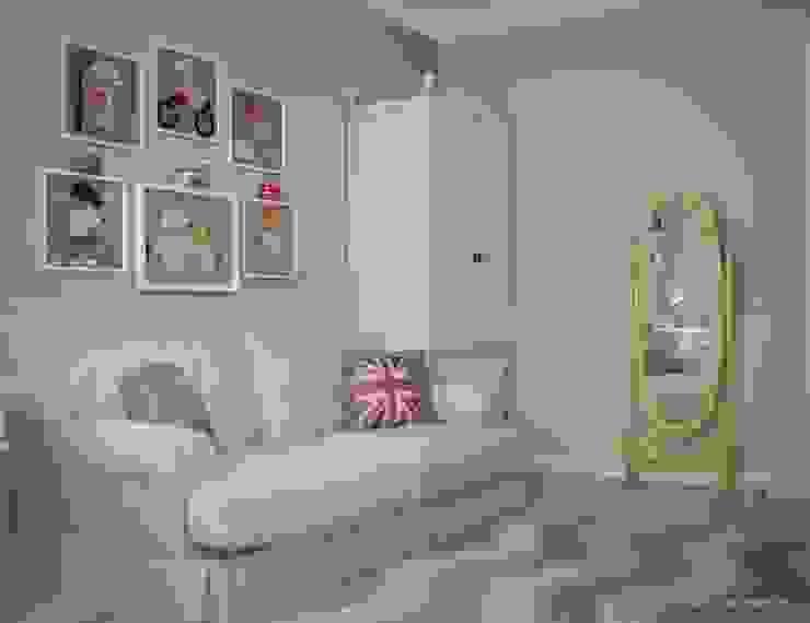 3х комнатная квартира пр.Просвещения Детская комнатa в классическом стиле от marusia-design Классический