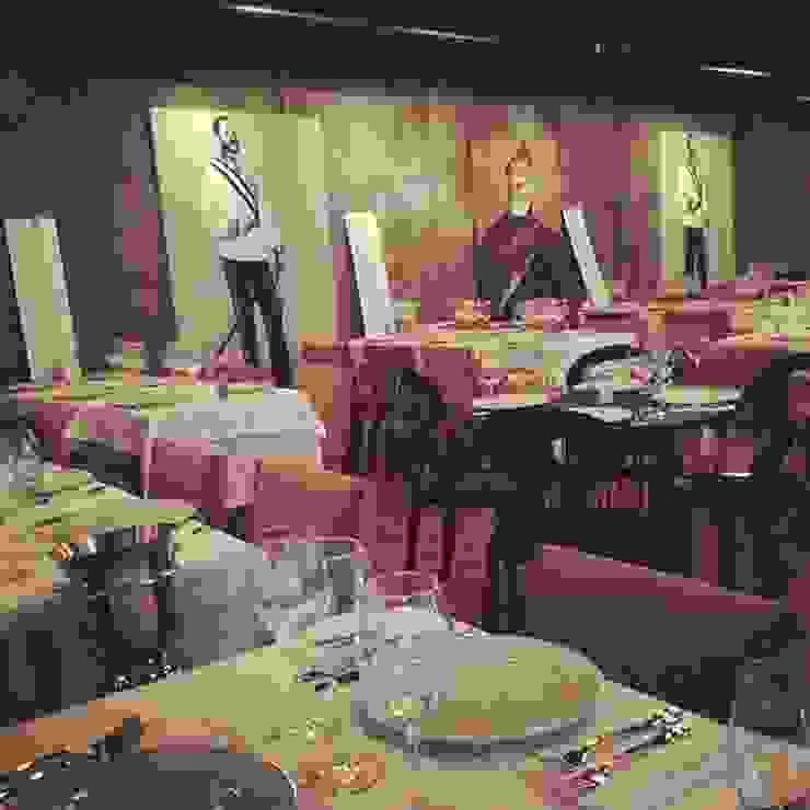 Cafe De Paris – Nişantaşı 1618 DESIGN & INTERIOR ARCHITECTURE Endüstriyel