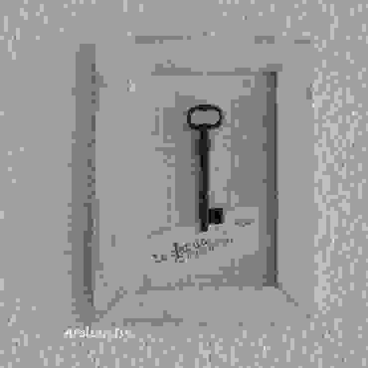 Quadro con chiave antica di Atelier Isy Rurale