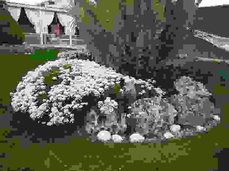 Jardins rústicos por Rocalla Rústico