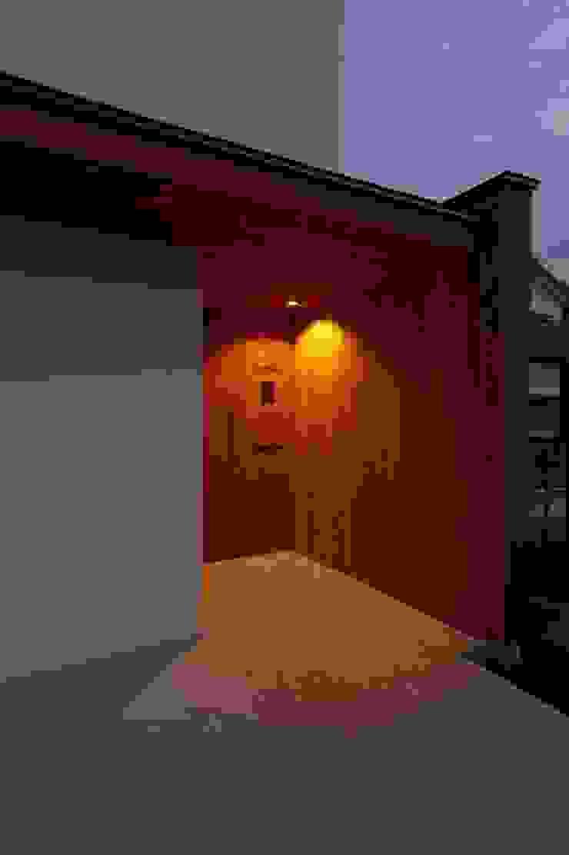 (有)菰田建築設計事務所 Casas de estilo moderno