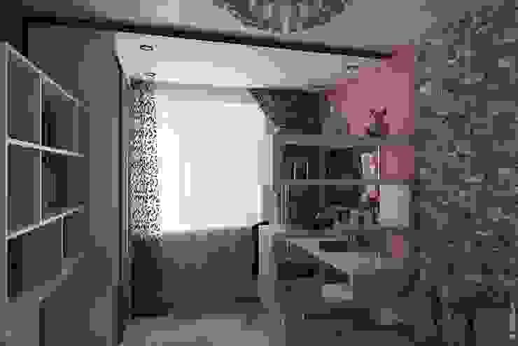 Детская комната Детская комната в стиле лофт от Дизайн-бюро «Линия стиля» Лофт