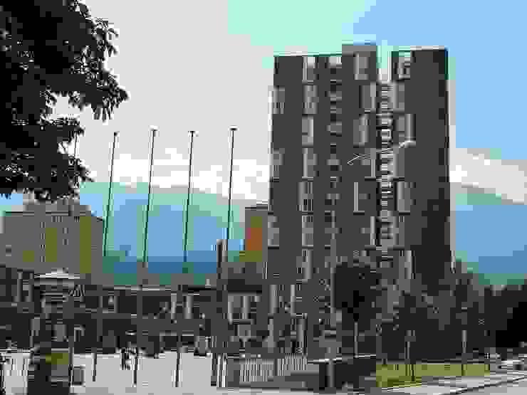 Spiegel Fassadenbau Modern Houses