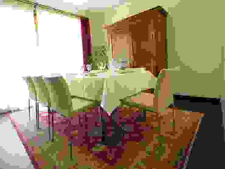 Sala da pranzo di STUDIO ZERO 30 Moderno