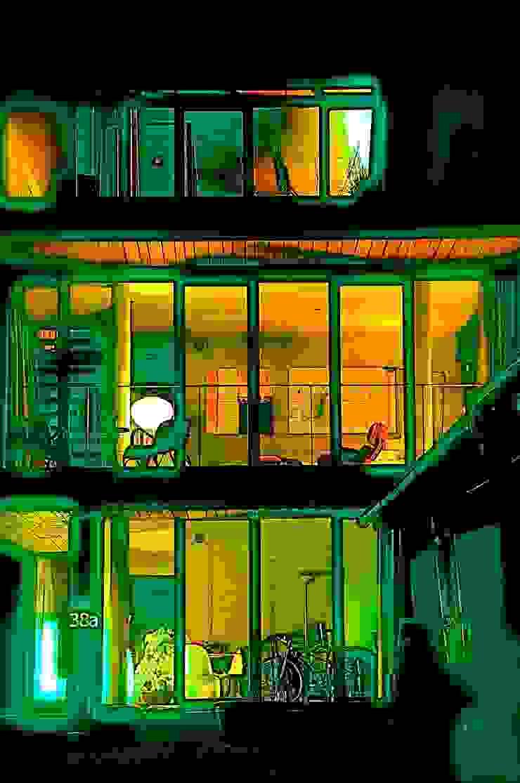 Architekturbüro 011 Casas estilo moderno: ideas, arquitectura e imágenes