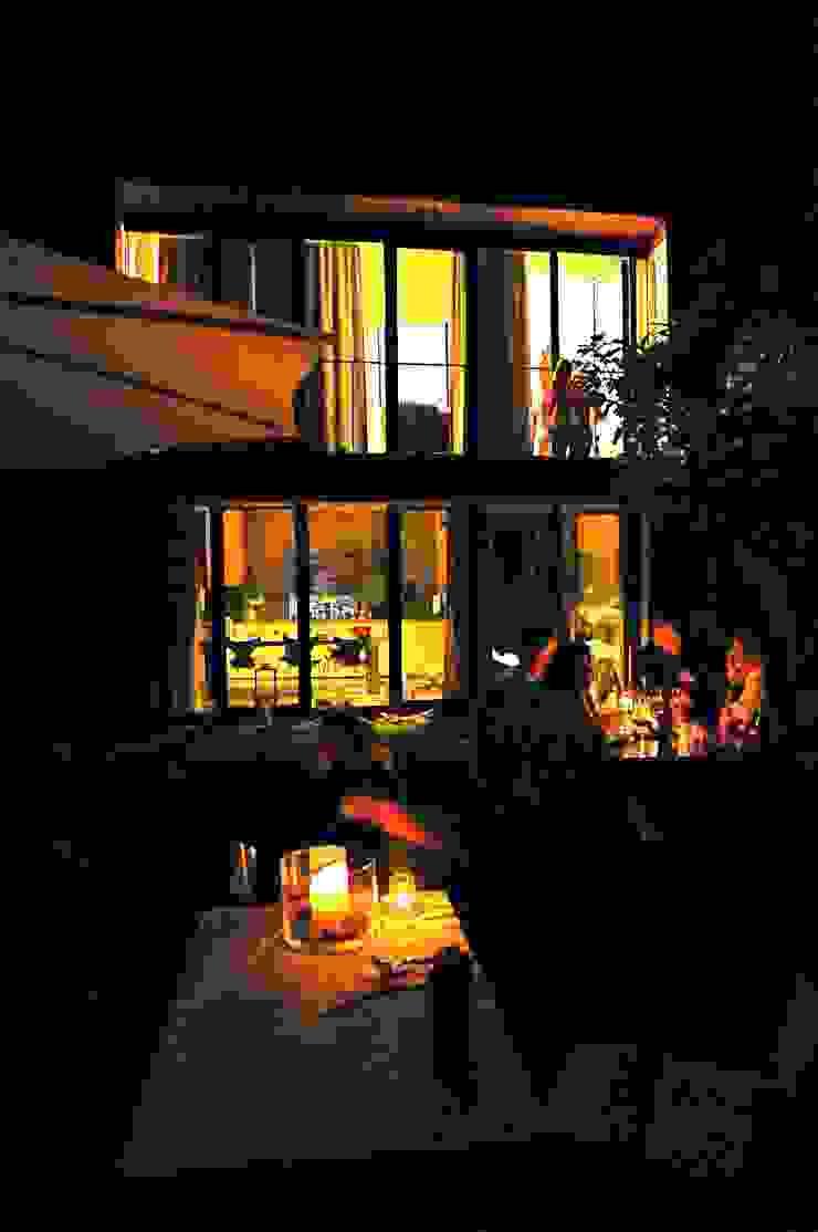 Mittsommernacht Architekturbüro 011 Mediterrane Häuser